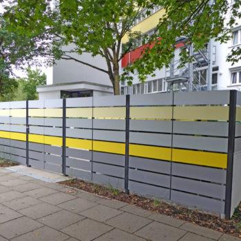 """""""Wohnhaus Laher Kirchweg 1-3″ Außenanlage – Hannover-Bothfeld"""