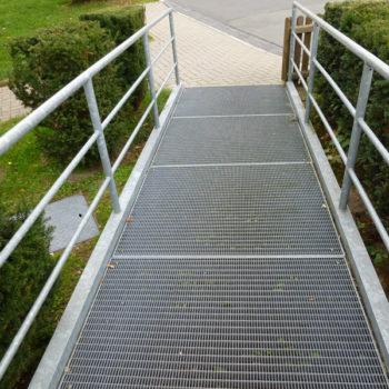Behinderten-Rampen
