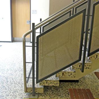 Treppen- und Brüstungsgeländer