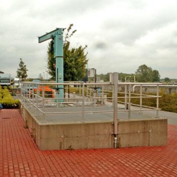 Kläranlage in Schönbeck