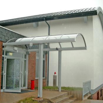 Gebäude in Bergen-Hohne
