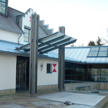 Kulturforum Burghof in Rethem (Aller)