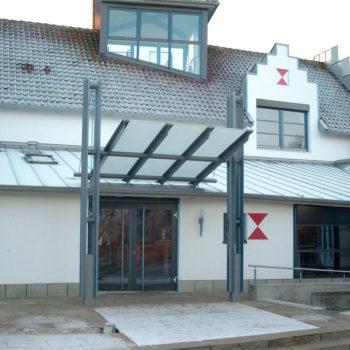Kulturforum Burghof in Rethem (Aller)