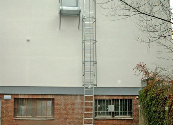 Flucht-Balkon